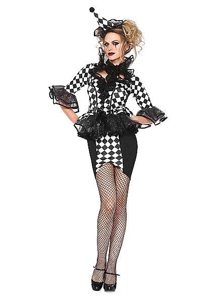 Harlequin Lady Costume
