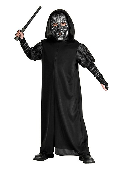Harry Potter Death Eater Kids Costume