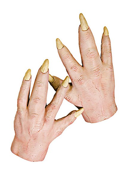 Harry Potter Dobby Hands Made of Latex