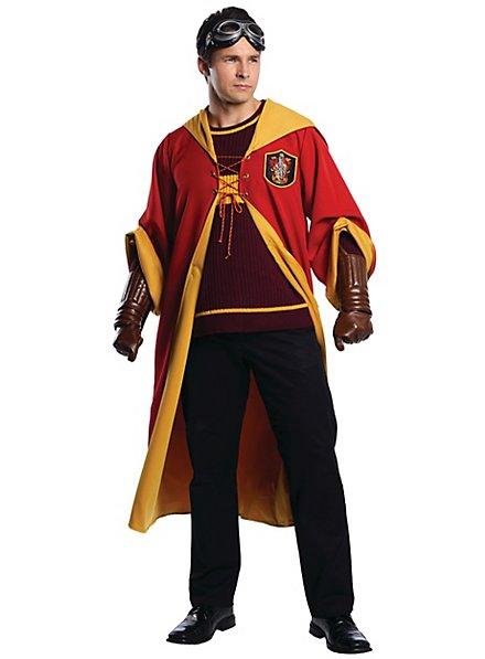Harry Potter Gryffindor Quidditch Costume Maskworld Com