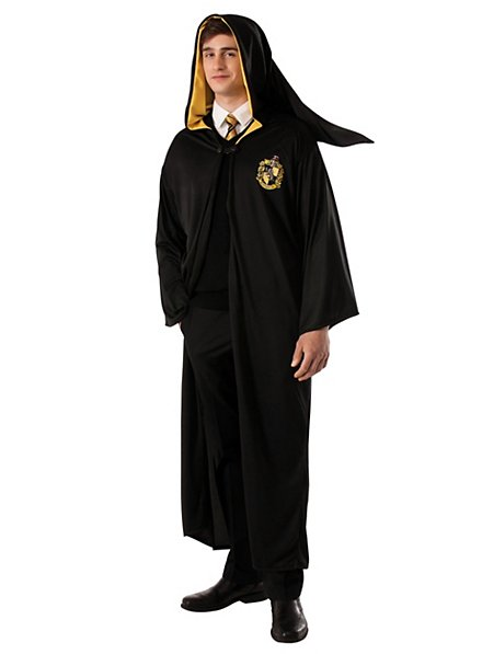 Harry Potter Robe Hufflepuff Fur Erwachsene Maskworld Com