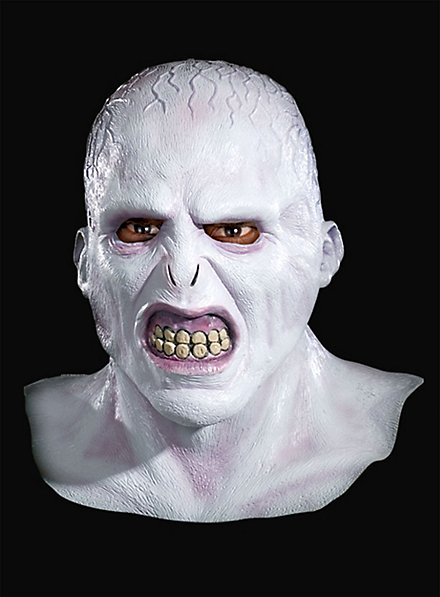 Harry Potter Voldemort Maske aus Latex