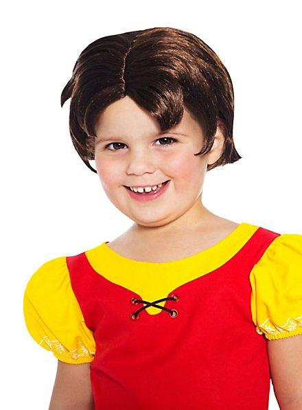 Heidi Kinderperücke