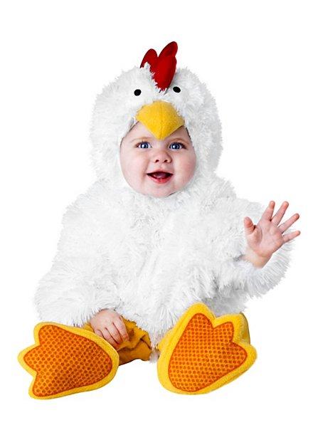 Hen Baby Costume