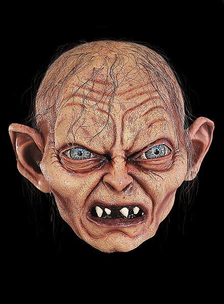 Herr der Ringe Gollum Maske aus Latex