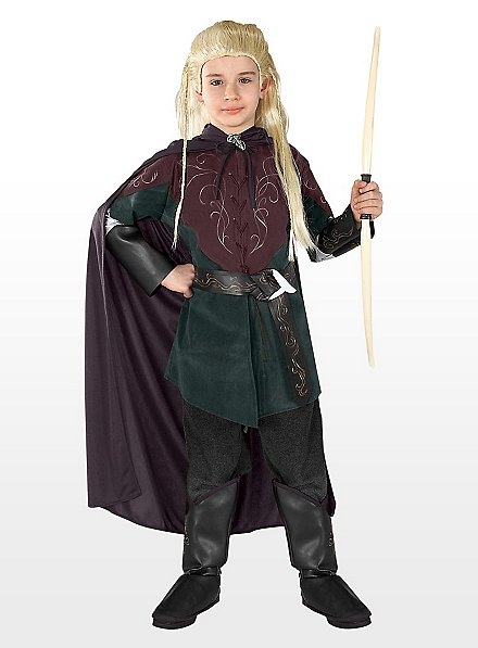 Herr der Ringe Legolas Kinderkostüm