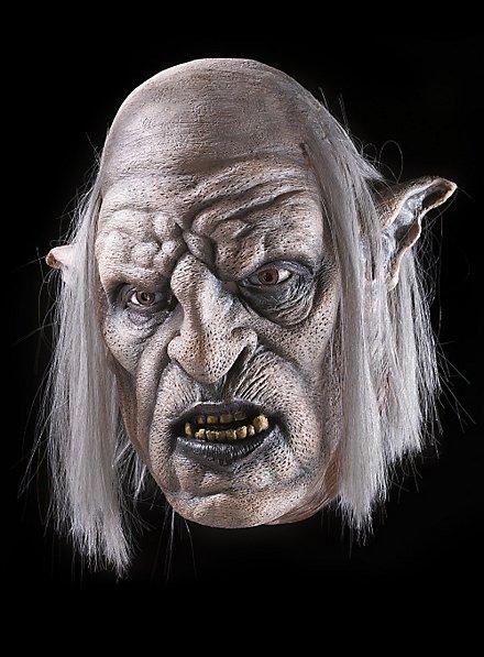 Herr der Ringe Ork Aufseher Maske aus Latex