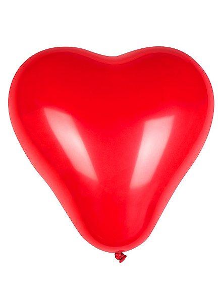 Herz Luftballon 6 Stück