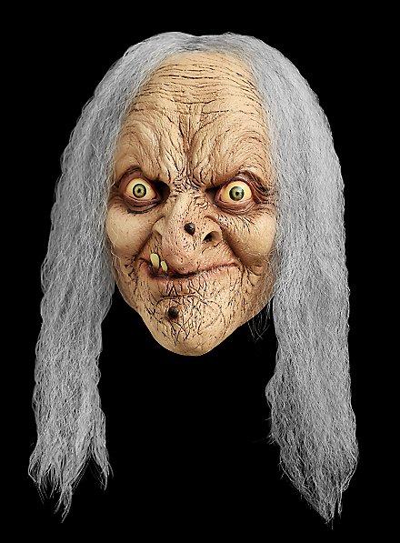 Hexe Wanda Maske