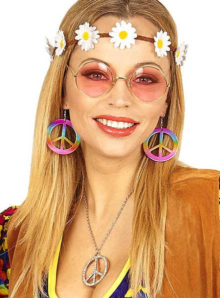 Hippie Accessoire-Set