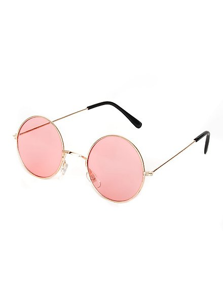 Hippie Glasses pink