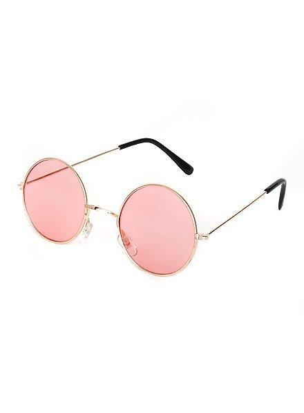 Hippie Glasses pink