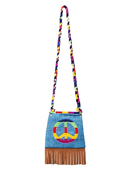 Hippie Peace Bag