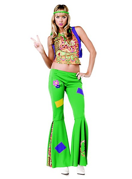 Hippie Peace Kostüm