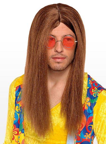 Hippie Perücke