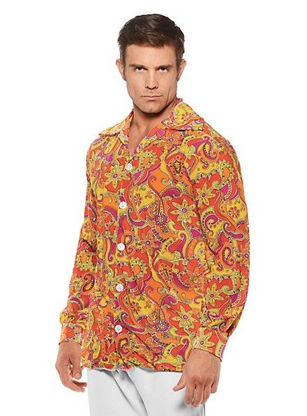 Hippie Shirt orange