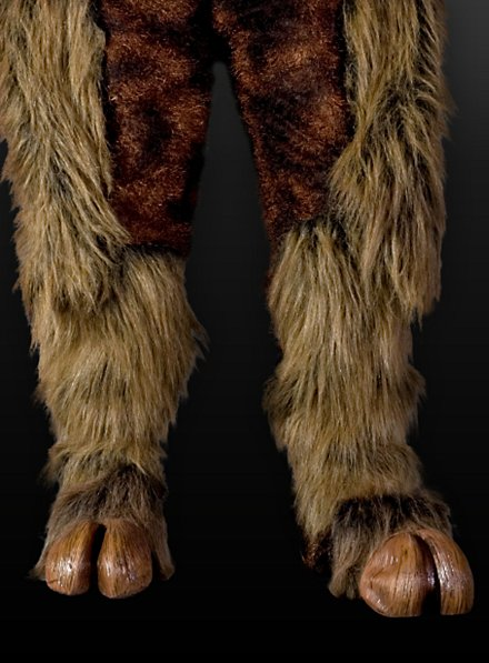 Hooves brown