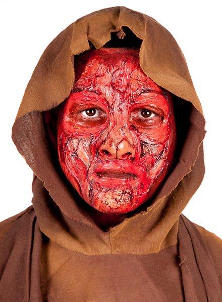 Horror FX Skinned Face Foam Latex Mask