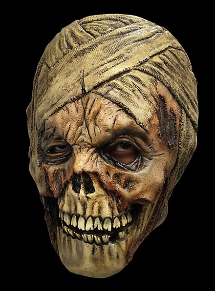 Horror mummy mask of horror