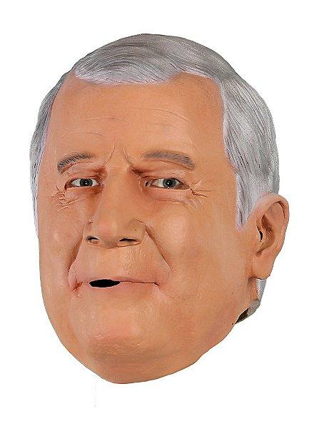 Horst Seehofer Politikermaske