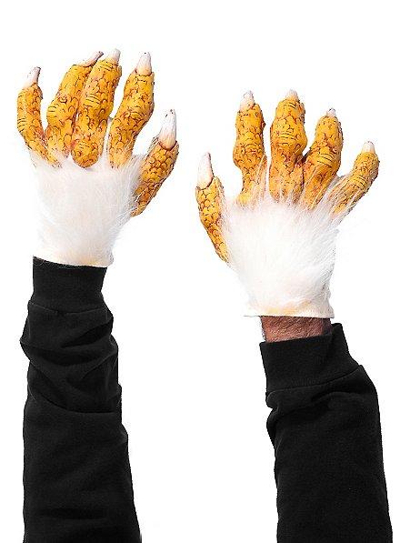 Hühnerkrallen Handschuhe