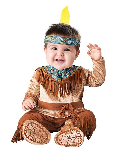 Indian Baby Costume