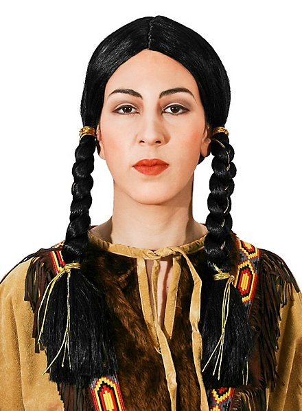 Indian Girl High Quality Wig