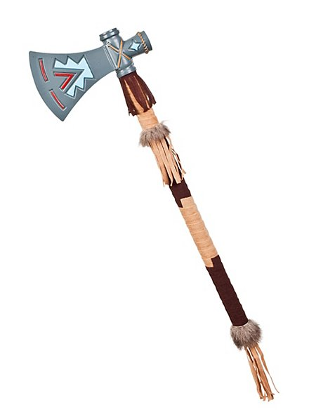 Indian Pipe Tomahawk