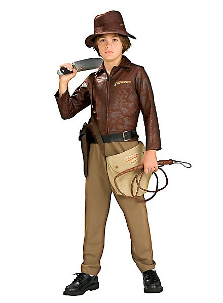 Indiana Jones Kinderkostüm