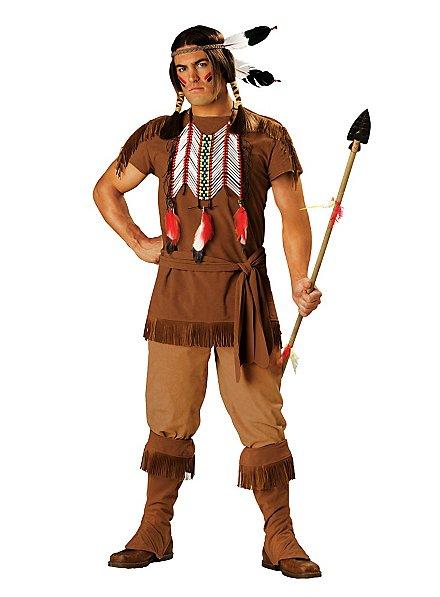 Indianischer Krieger Kostüm