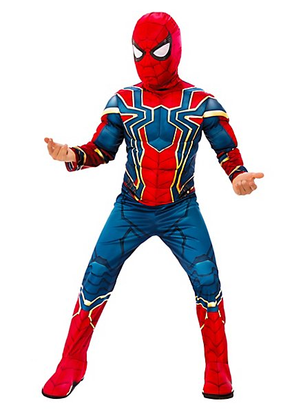Infinity War Iron Spider Child Costume