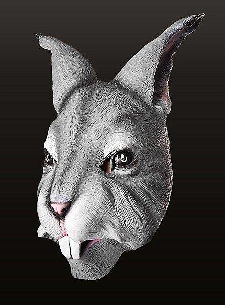 Jack Rabbit Latex Full Mask