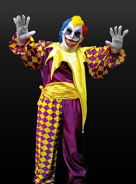 Jack the Joker Costume