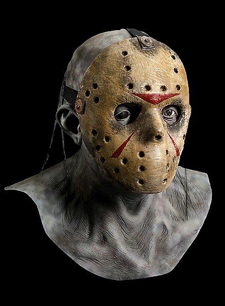 Jason Deluxe Latex Mask