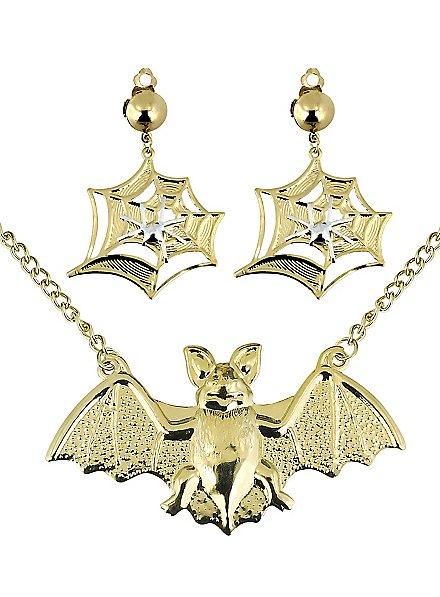 Jewellery set witch
