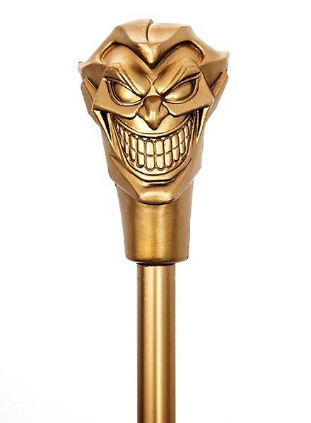 Joker Walking Stick