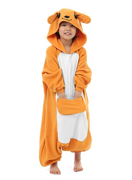 Kangaroo Kigurumi Child Costume