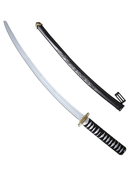 Katana Samurai sword made of plastic