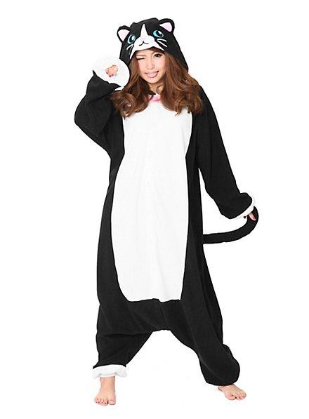 Katze Kigurumi Kostüm
