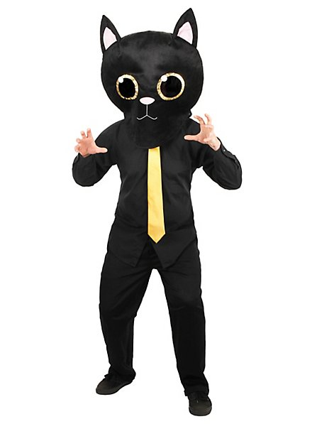 Katze Kopfmaske