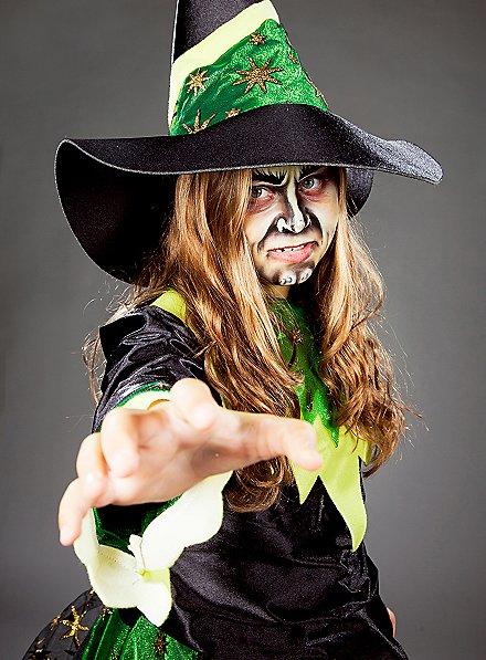 Halloween Schminktipps Kinder Hexe.Kinder Make Up Set Hexe Halloween Schminkset Maskworld Com