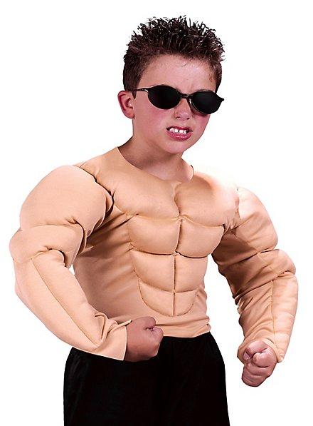 Kinder Muskelshirt