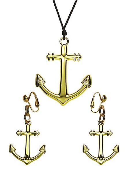 Kit de bijoux ancres
