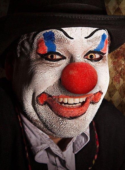 Kit maquillage clown effrayant