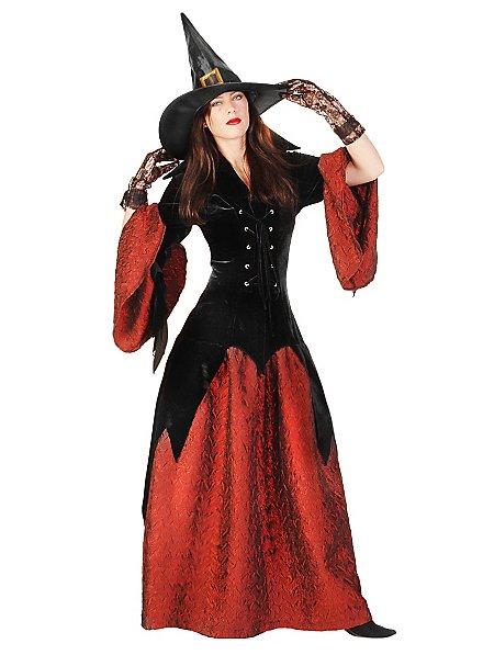 Klassische Hexe Kostüm