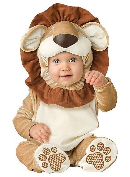 Kleiner Löwe Babykostüm