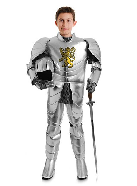 Knight Armor Kids Costume