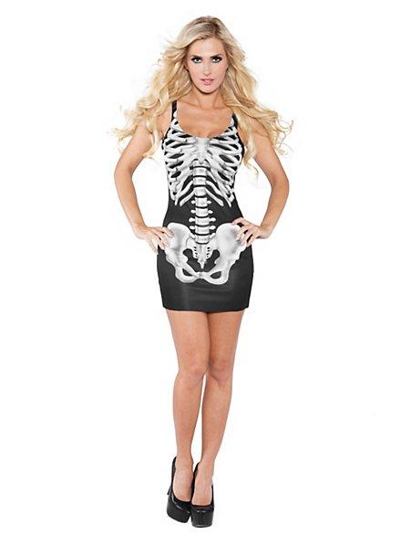 Knochen Kleid