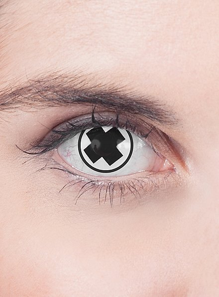 Knockout Effect Contact Lenses