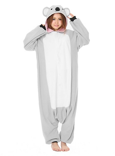 Koala Kigurumi Costume